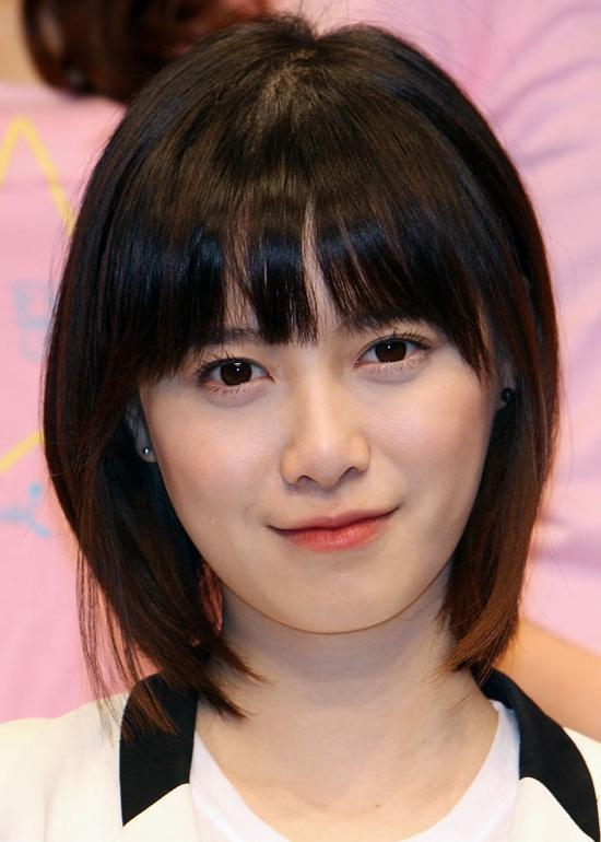 50 Korean Hairstyles That You Can Try Right Now Throughout Korean Hairstyles With Bangs (View 5 of 20)