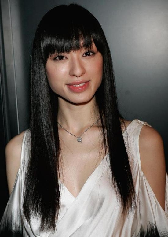 50 Trendy And Easy Asian Girls' Hairstyles To Try In Long Asian Haircuts (View 7 of 20)