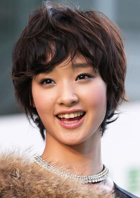 50 Trendy And Easy Asian Girls' Hairstyles To Try In Very Short Asian Hairstyles (View 7 of 20)