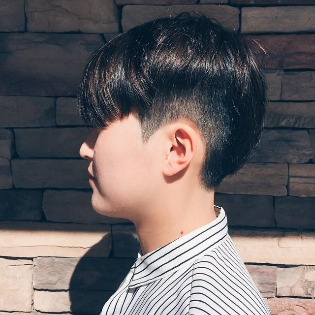 85 Charming Asian Hairstyles For Men – [New In 2018] In New Asian Hairstyles (Gallery 8 of 20)