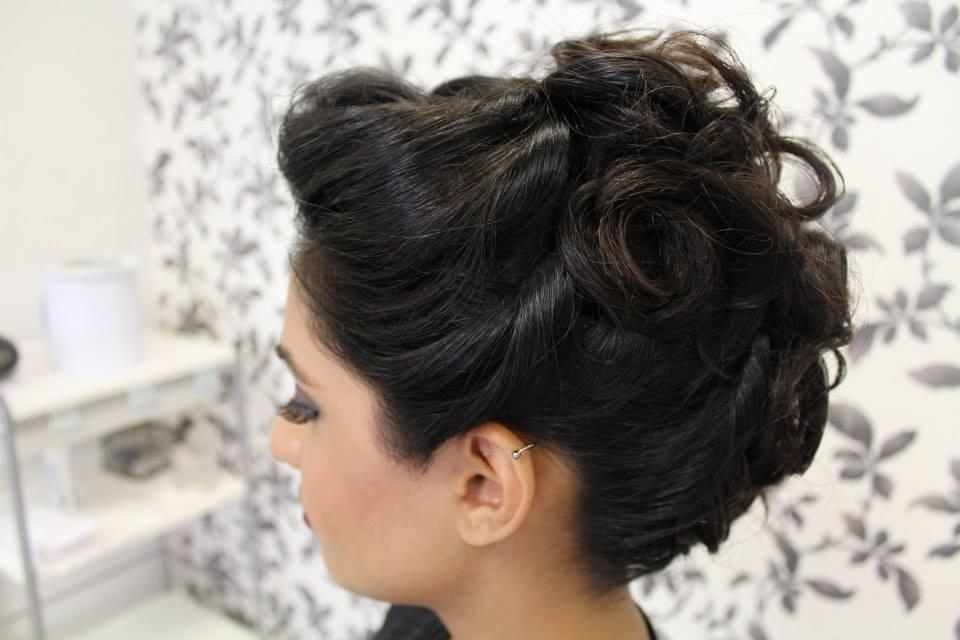 Asian Bridal Hairstyle – Www (View 7 of 20)