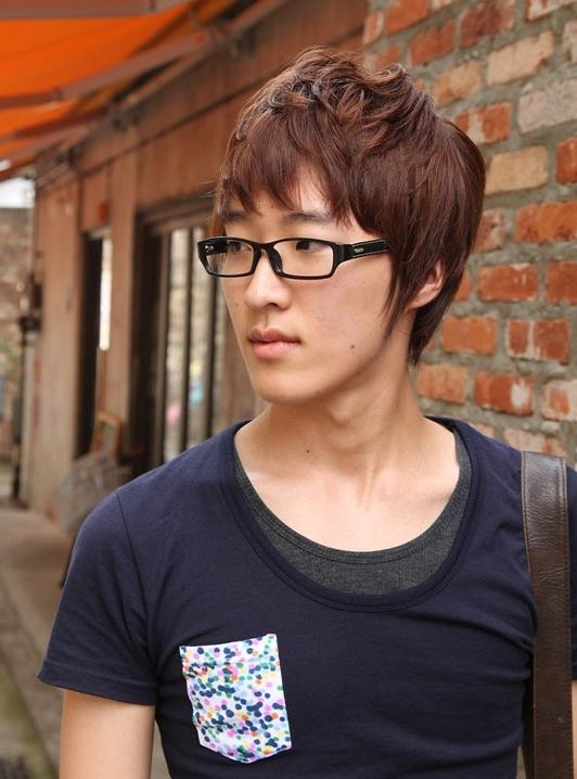 Asian Haircut For Men 2013 – Hairstyles Weekly For Trendy Korean Hairstyles (View 9 of 20)