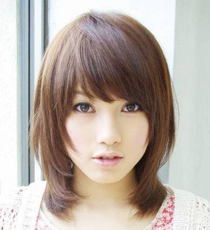 Asian Hairstyles For Medium Length Hair – Best Hairstyles Intended For Asian Haircuts For Women (View 12 of 20)