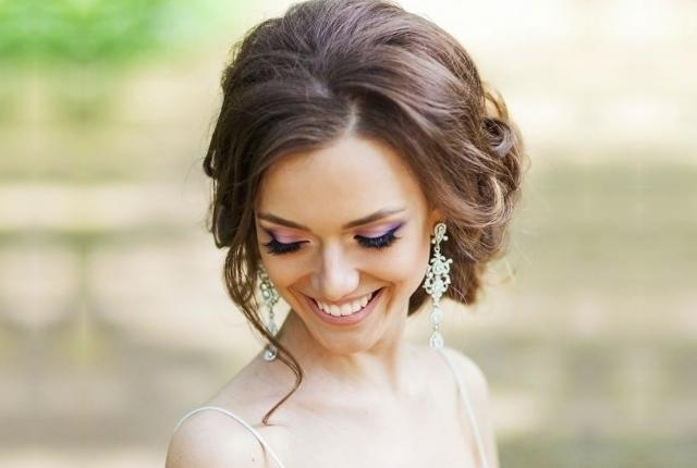 Asian Wedding Hairstyles | Wedding Ideas Pertaining To Asian Hairstyles For Wedding (View 9 of 20)