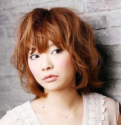 Featured Photo of Cute Asian Hairstyles For Round Faces