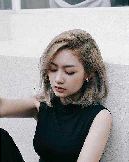 Best 25+ Asian Hairstyles Women Ideas On Pinterest | Asian Haircut For Pretty Korean Hairstyles (View 10 of 20)