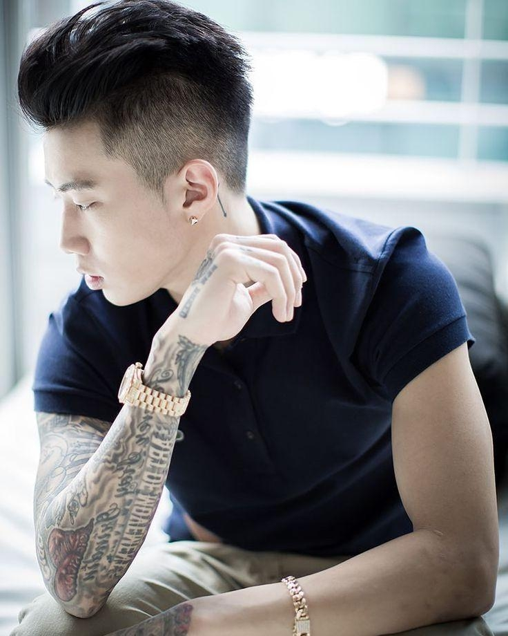 Best 25+ Asian Undercut Ideas On Pinterest | Asian Hair Undercut Inside New Asian Hairstyles (View 20 of 20)