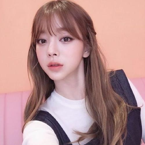 2019 Latest Korean Hairstyles With Bangs
