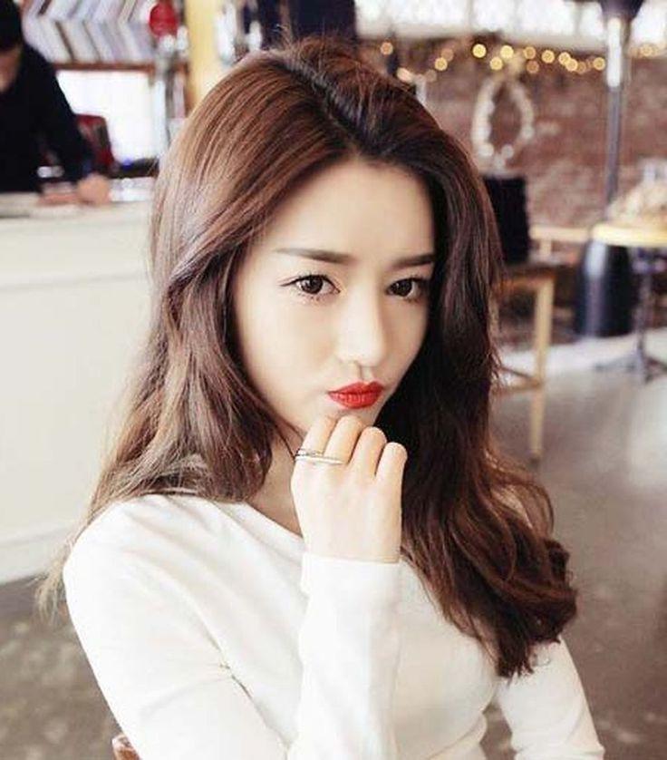 Best 25+ Korean Hairstyles Women Ideas On Pinterest | Korean For Korean Hairstyles (View 13 of 20)