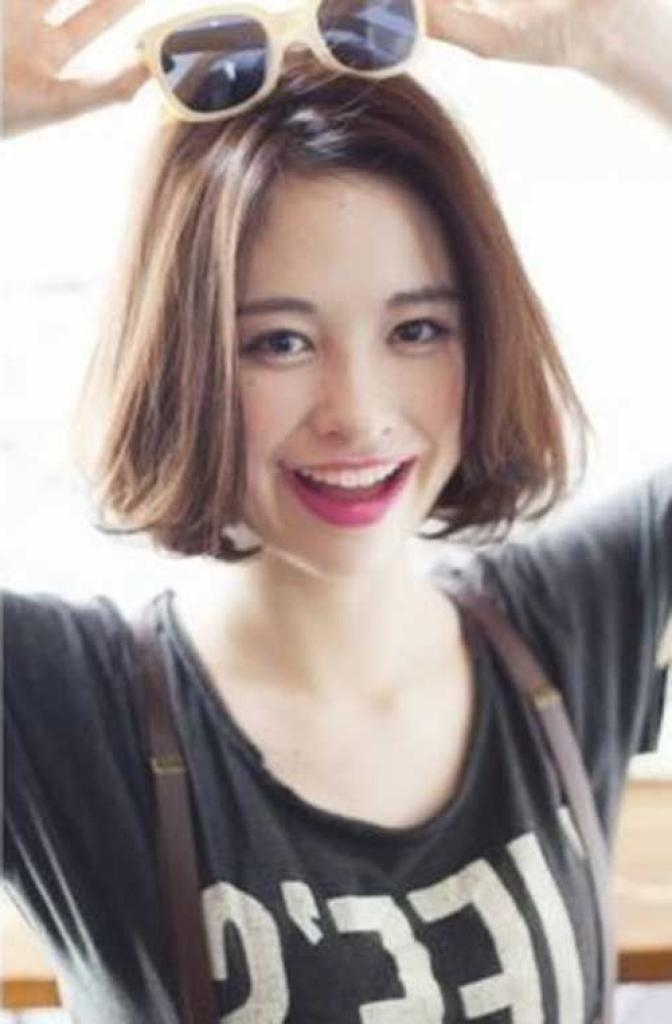 Best 25+ Korean Hairstyles Women Ideas On Pinterest With Regard To With Regard To Korean Hairstyles (View 12 of 20)