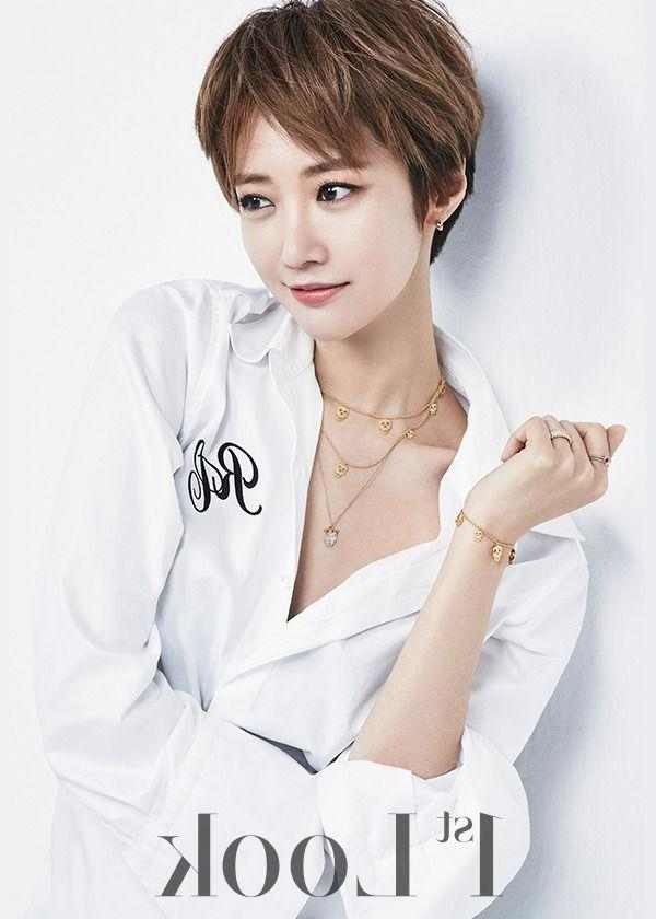 Best 25+ Korean Short Hair Ideas On Pinterest | Korean Short With Regard To Korean Hairstyles For Short Hair (View 8 of 20)