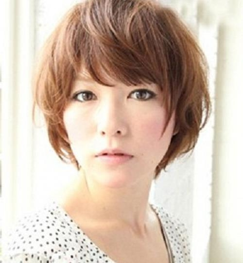 Best Short Asian Hairstyles For Women 2013 – New Hairstyles Inside Short Female Asian Hairstyles (View 13 of 20)