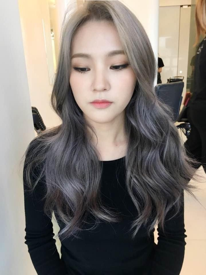 Check Out These 12 Asian Hairstyles To Try In 2017 – Female Inside Long Korean Hairstyles (View 11 of 20)