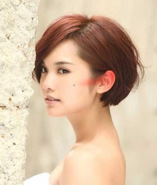 Chinese Bob Hairstyles 2014 – 2015 | Bob Hairstyles 2017 – Short Pertaining To Chinese Hairstyles For Short Hair (View 10 of 20)