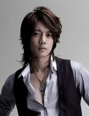 Cool Korean Hairstyles For Men's Long Hair – Korean Hairstyle For Cool Korean Hairstyles (View 13 of 20)