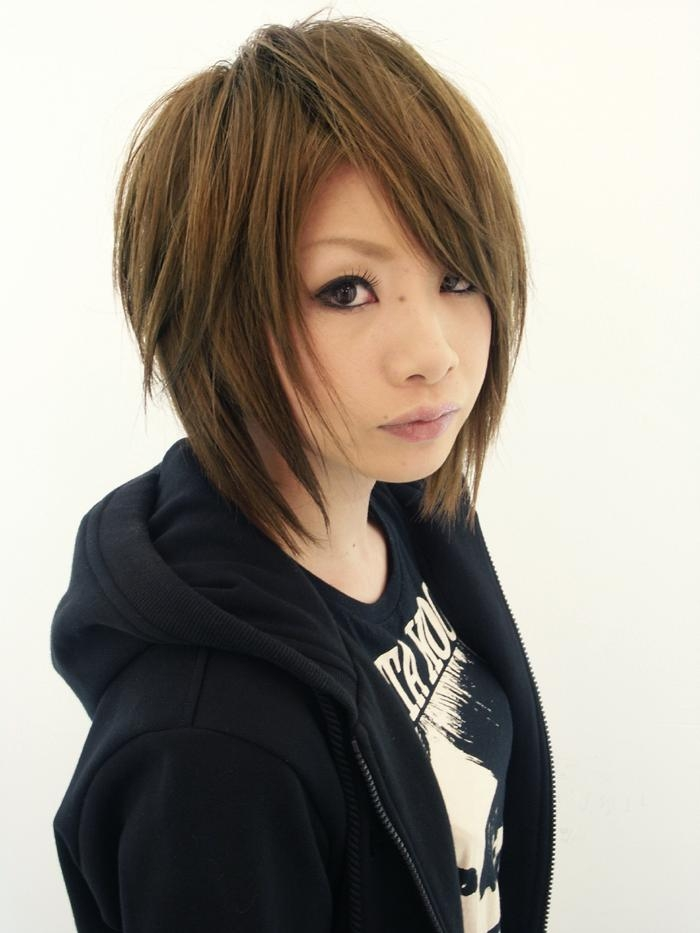 Cool New Asian Hairstyles Pictures Within New Asian Hairstyles (View 19 of 20)