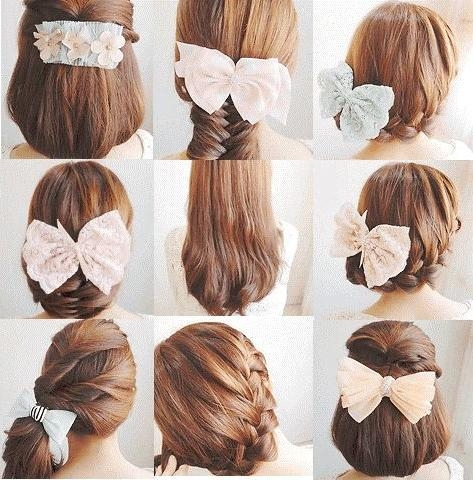 Cute Korean Hairstyles For School – Korean Style Collection Intended For Easy Korean Hairstyles (View 10 of 20)