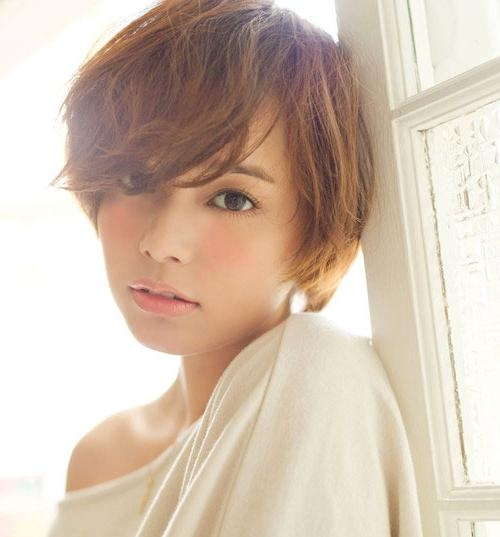 Cute Short Asian Haircuts : 5 Short Haircut Styles For Girls Throughout Cute Short Asian Haircuts (View 10 of 20)