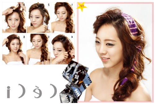 Easy Korean Hairstyles Ideas : Stylishmods Regarding Easy Korean Hairstyles (View 12 of 20)