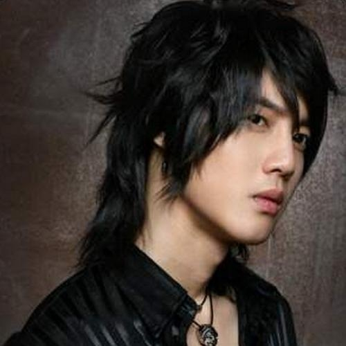 Fun An Edgy Asian Men Hairstyles Inside Edgy Asian Hairstyles (View 16 of 20)