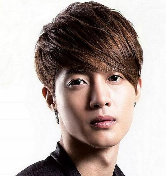 Hairstyle For Men Korean – Hairstyles Collection Fashion Style Pertaining To New Korean Hairstyles (View 11 of 20)