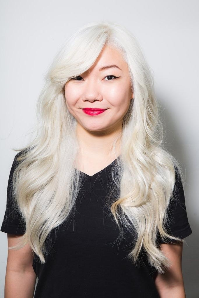 How To Dye Asian Hair Blond | Popsugar Beauty Pertaining To Blonde Asian Hairstyles (View 18 of 20)