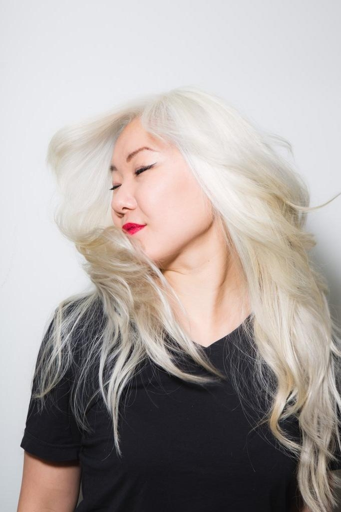 How To Dye Asian Hair Blond | Popsugar Beauty Pertaining To Blonde Asian Hairstyles (View 14 of 20)