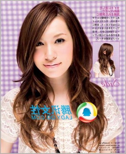 Japanese Long Layered Hairstyles – Best Hairstyles Inspirational Inside Long Layered Asian Hairstyles (View 14 of 20)