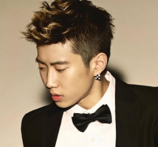 Jay Park – Sexy And Stunning Korean Men Hairstyles For Asian Male With Regard To Trendy Asian Hairstyles (View 10 of 20)