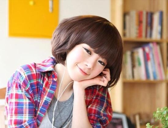 Korean Hairstyle With Regard To Cute Korean Hairstyles (View 17 of 20)