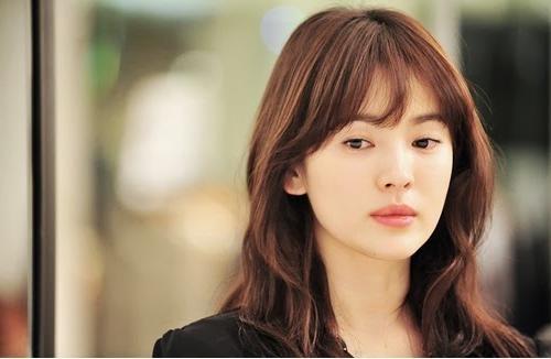 Korean Hairstyles Bangs | Alas Hairstyles Popular Inside Korean Hairstyles With Bangs (View 16 of 20)
