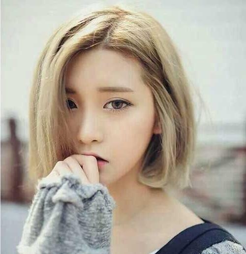 Korean Hairstyles For Long Hair – Hairstyle Foк Women & Man Throughout Short Korean Haircuts (View 15 of 20)
