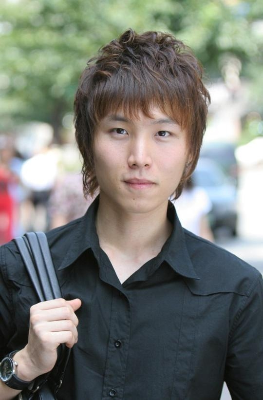 Latest Korean Haircuts For Men – Hairstyles Weekly For New Korean Hairstyles (View 15 of 20)