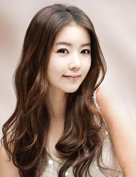 Latest Korean Hairstyles For Women 2015 Images With Girl Korean Hairstyles (View 17 of 20)