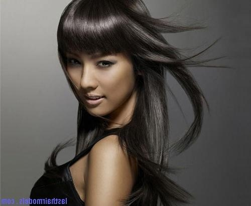 Lee Hyo Ri Short Hair Style | Last Hair Models , Hair Styles Regarding Modern Chinese Hairstyles (View 13 of 20)