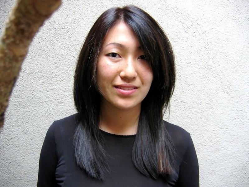 Long Straight Hairstyle For Asian Women With Long Straight Asian Hairstyles (View 17 of 20)