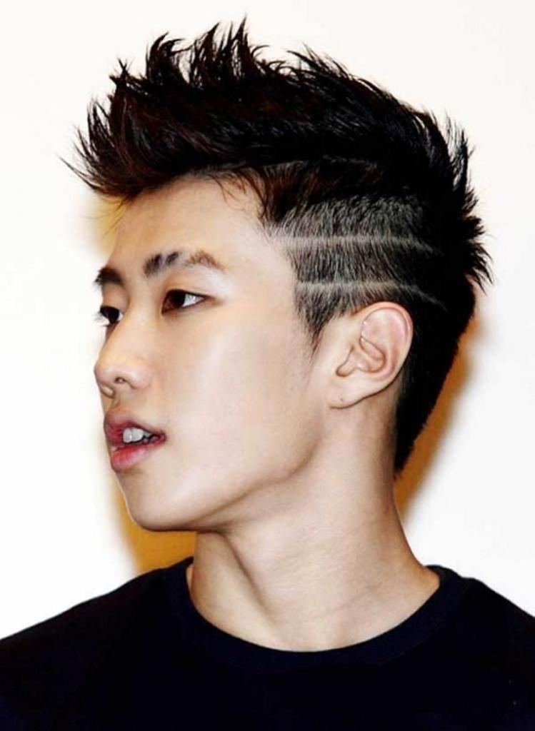 Modern Asian Haircut 25 Beautiful Asian Men Hairstyles Ideas On Within Modern Asian Hairstyles (View 15 of 20)