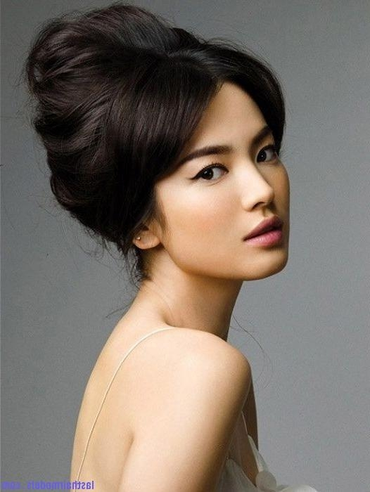 Modern Chinese Hairstyles For Women (View 18 of 20)