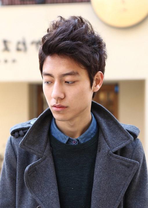 New Korean Hairstyle For Men Korean Short Curly Mens Hairstyles Regarding New Korean Hairstyles (View 18 of 20)