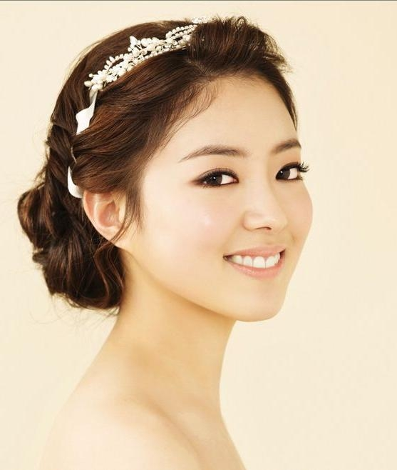 Nicole In Seoul 2012 Korea Pre Wedding Photo With Idowedding (www Within Korean Hairstyles For Wedding (View 2 of 20)