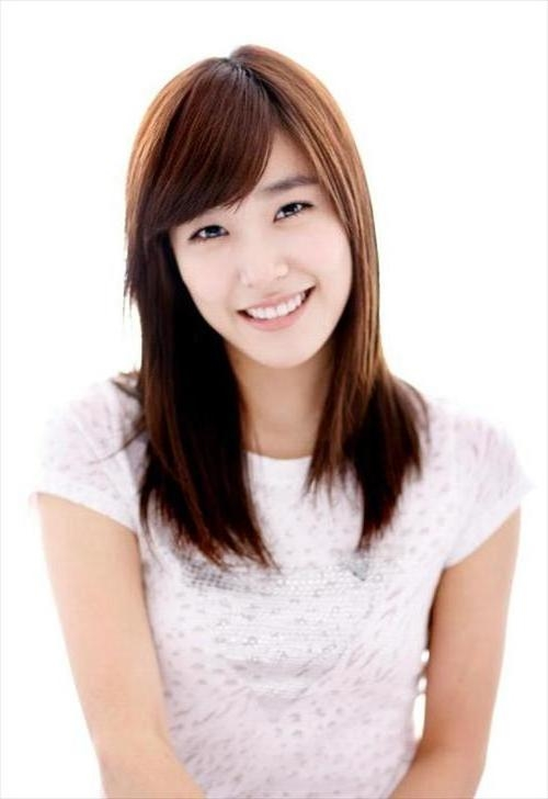 Photo Gallery Of Cute Korean Haircuts For Girls (Viewing 1 Of 15 With Cute Korean Haircuts (View 16 of 20)