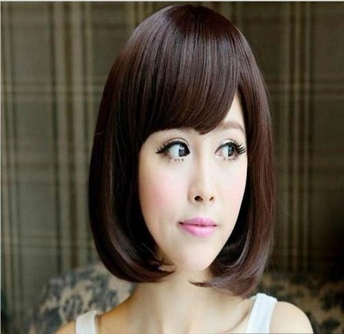Photo Gallery Of Cute Korean Haircuts For Girls (Viewing 7 Of 15 For Cute Korean Hairstyles For Medium Hair (View 19 of 20)