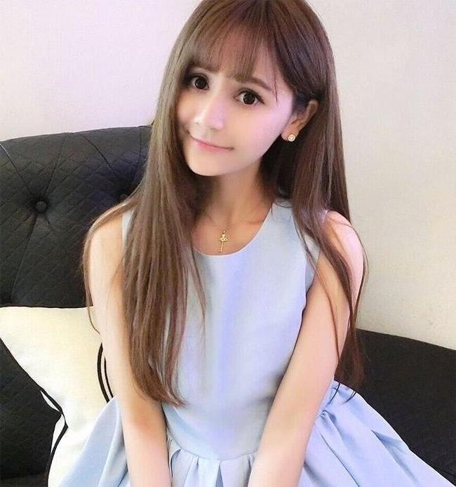 Photo Gallery Of Cute Korean Hairstyles For Girls With Long Hair With Regard To Cute Korean Hairstyles (View 20 of 20)