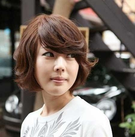 Photo Gallery Of Korean Short Bob Hairstyles (Viewing 15 Of 15 Photos) For Short Bob Asian Hairstyles (View 19 of 20)