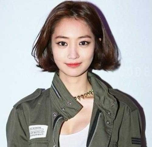 Photo Gallery Of Korean Short Bob Hairstyles (Viewing 7 Of 15 Photos) Inside Short Korean Hairstyles (View 18 of 20)