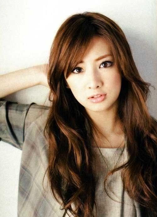 Photo Gallery Of Long Hairstyles Asian (viewing 3 Of 15 Photos) Intended For Long Asian Hairstyles (View 16 of 20)