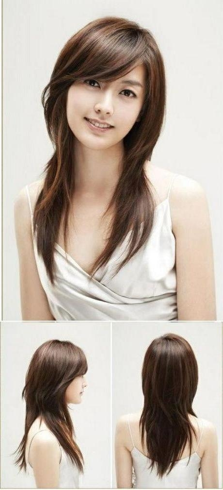 Photo Gallery Of Long Hairstyles Asian (Viewing 9 Of 15 Photos) Within Medium Length Asian Hairstyles (View 15 of 20)