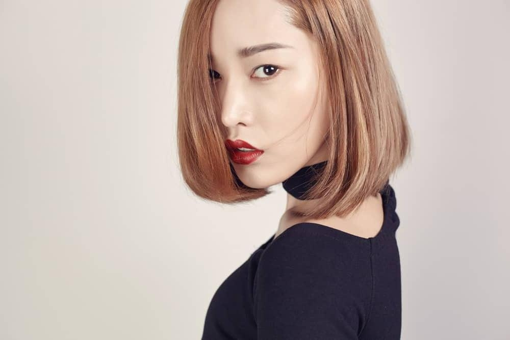 Shiny And Straight? These Are The Best Hairstyles For Asian Hair With Regard To Asian Hairstyles (View 20 of 20)