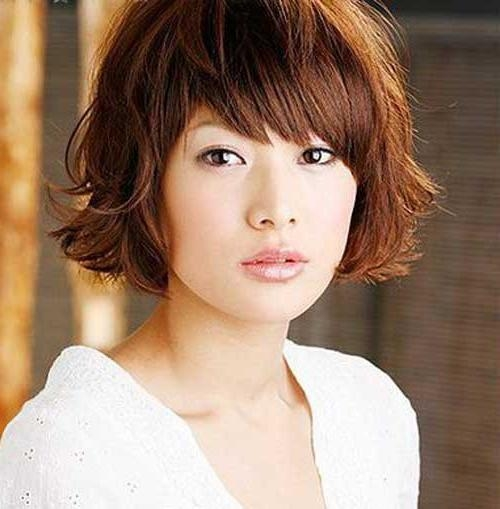 Short Wavy Hairstyles – Latest Hairstyles Intended For Short Wavy Asian Hairstyles (View 18 of 20)