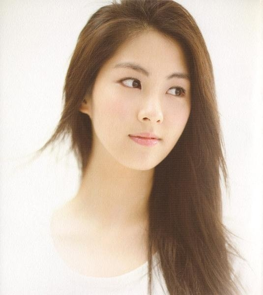 Straight Korean Hairstyles – Latest Hair Styles – Cute & Modern Regarding Straight Asian Hairstyles (View 16 of 20)